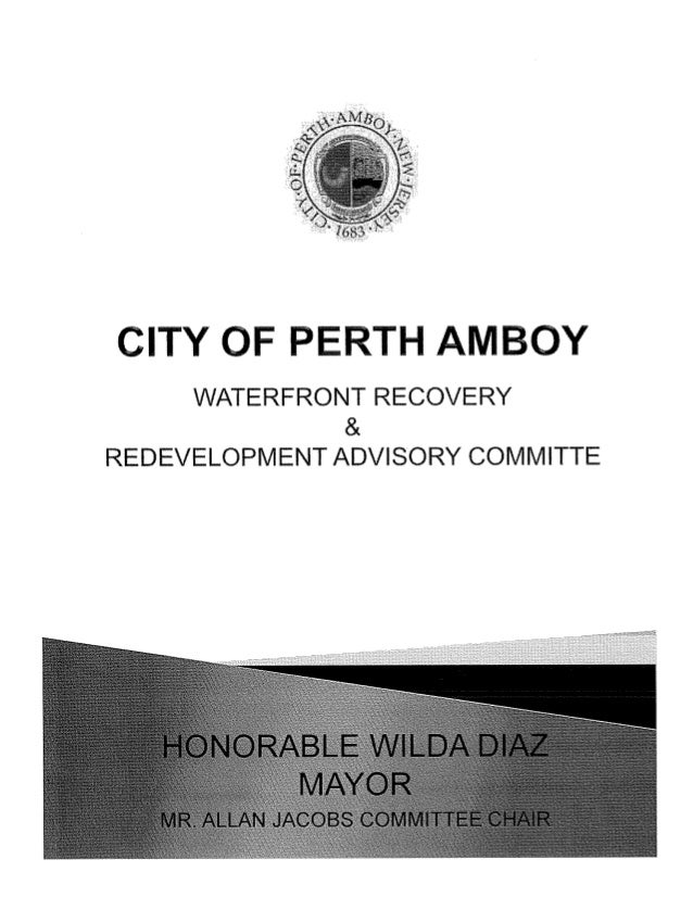 Perth amboy post sandy plans for rebuilding the waterfront 7 city of perth reheart Image collections