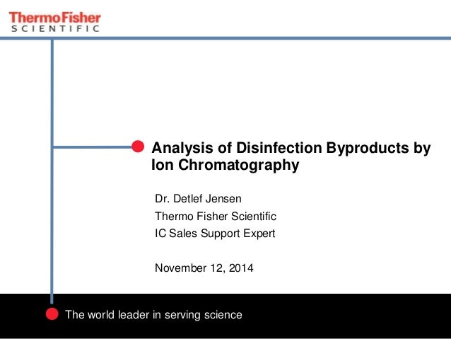 Chromatography coursework