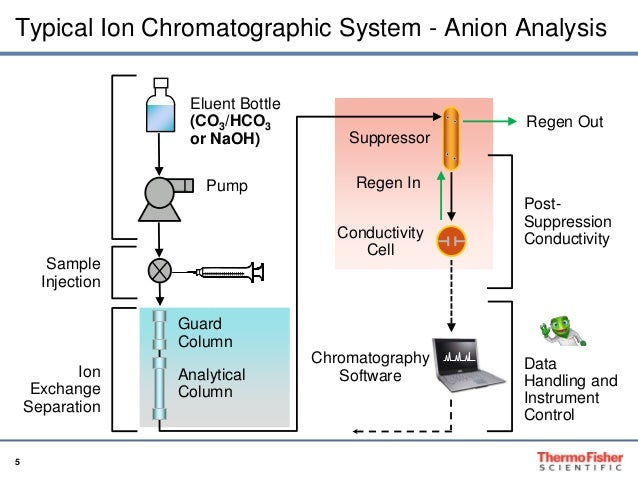 Analysis of Disinfection Byproducts by Ion Chromatography