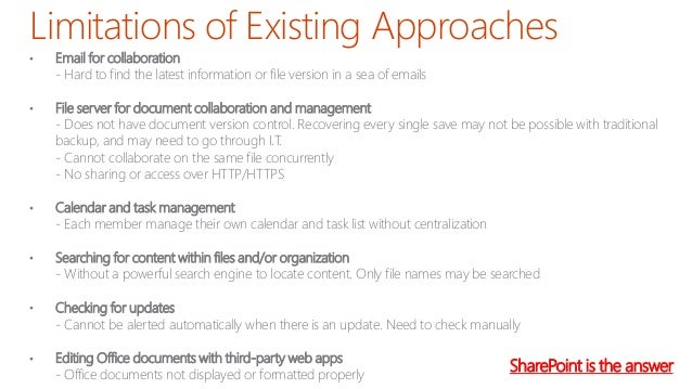 SharePoint for Project Management (2016)