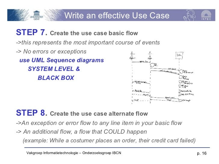 Ws002 use cases 15 16 write an effective use ccuart Images