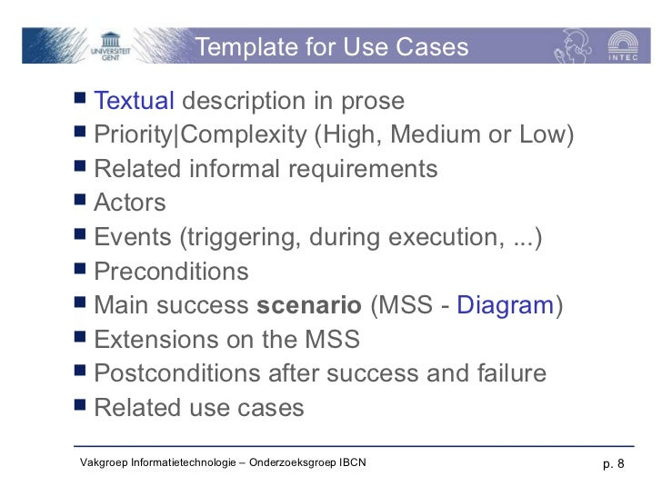 Ws Use Cases