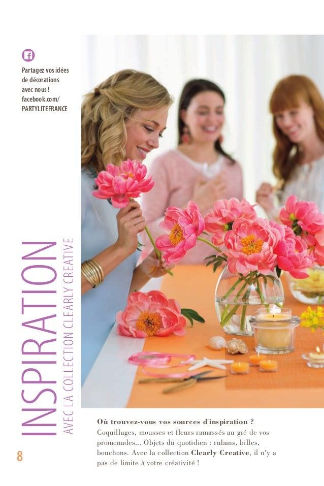Où trouvez-vous vos sources d'inspiration ? Coquillages, mousses et fleurs ramassés au gré de vos promenades... Objets du ...