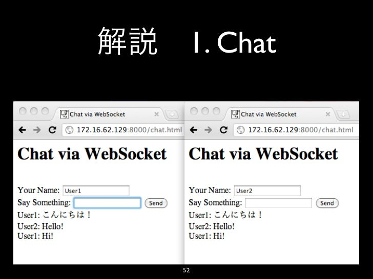 1. Chat52