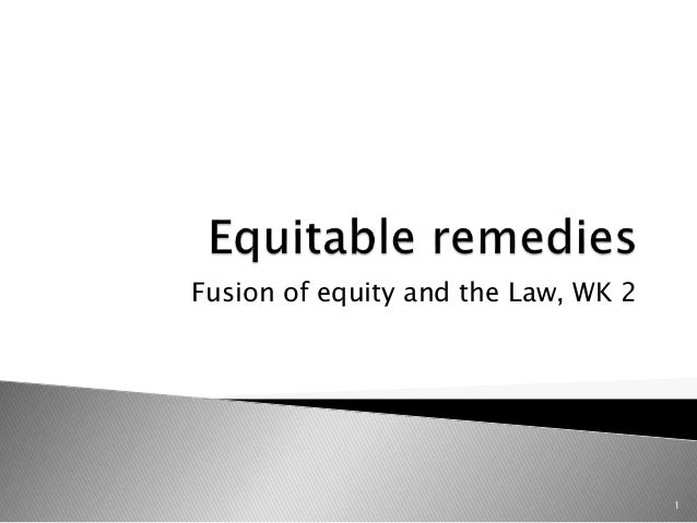 equity law vs common law