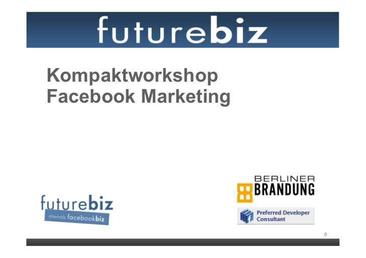KompaktworkshopFacebook Marketing                     0
