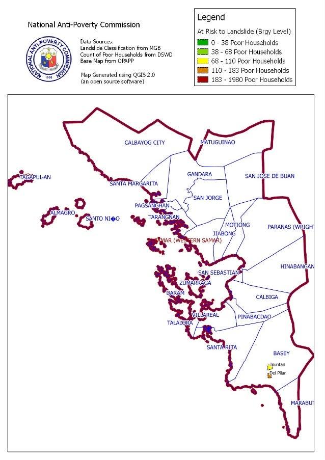 WesternSamar landslide #YolandaPH