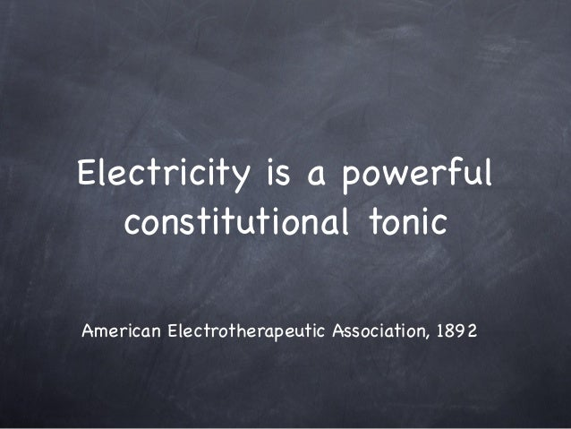 1890's 1930's Electricity National Grid