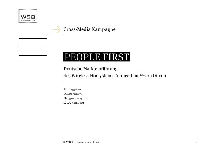 Case Cross Media-Kampagne
