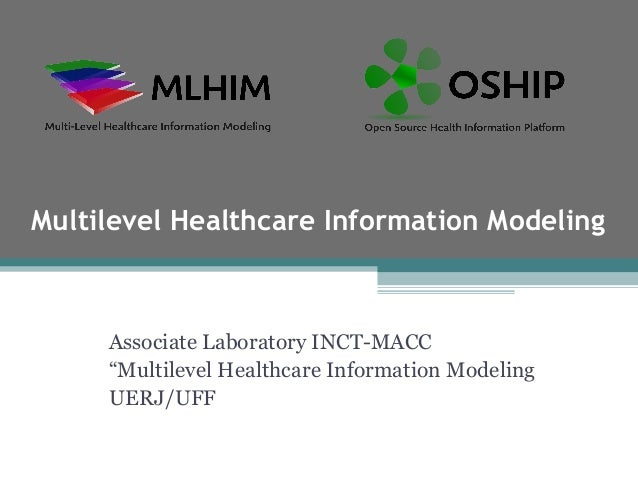 "Multilevel Healthcare Information Modeling     Associate Laboratory INCT-MACC     ""Multilevel Healthcare Information Model..."