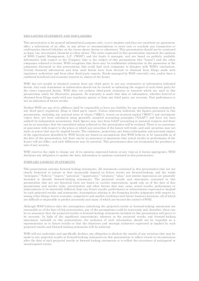 Letter to the Board of Directors of Akfen Holding