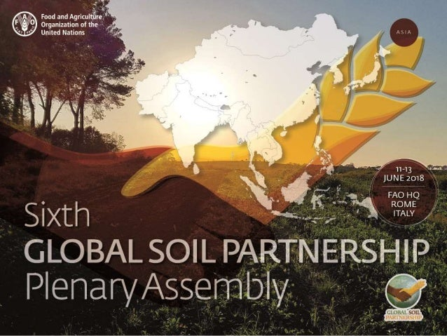 Extra outcome of the Fourth ASP workshop (25-26 May 2018, Beijing, China) Establishment of the World Soil Day Award About ...