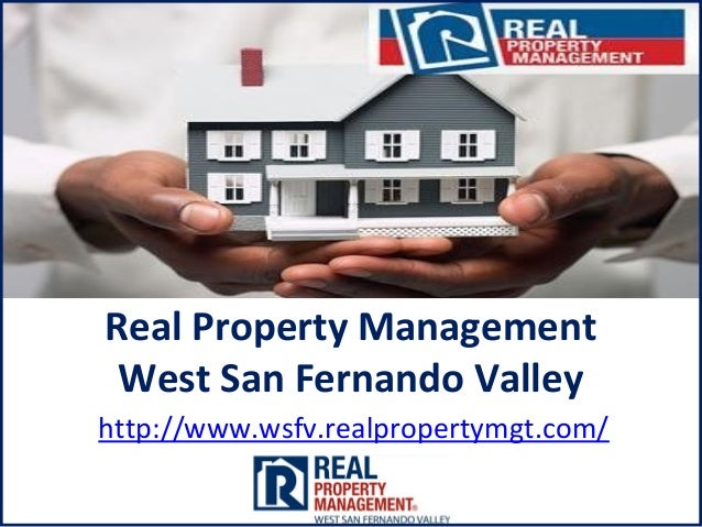 Real Property Management West San Fernando Valley http://www.wsfv.realpropertymgt.com/