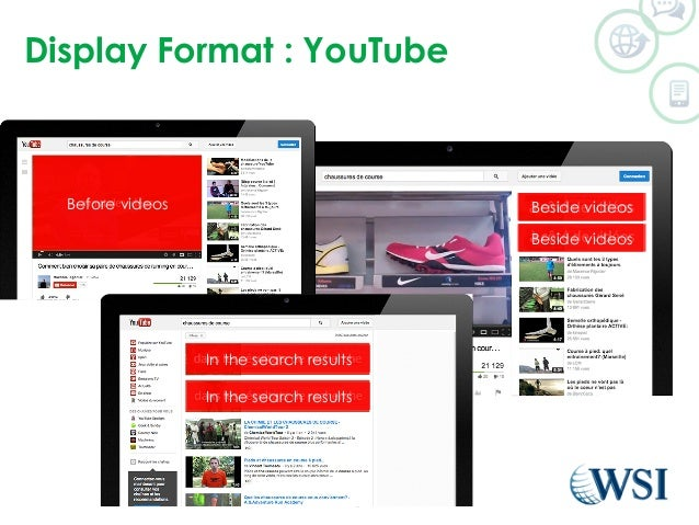 Display Format : YouTube  Before videos Beside videos  ©2014 WSI. All rights reserved.  Beside videos  In the search resul...