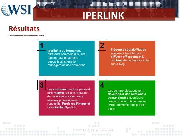 Wsiteam businesscase-iperlink Slide 3