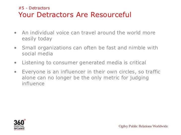 Ensure any CSR efforts are sincere, defensible and authentic</li></li></ul><li>