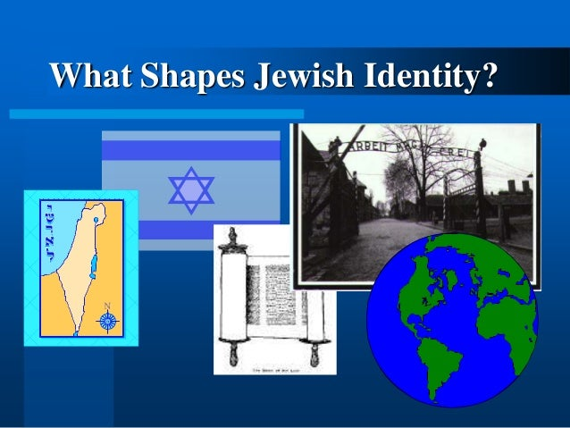 What Shapes Jewish Identity?