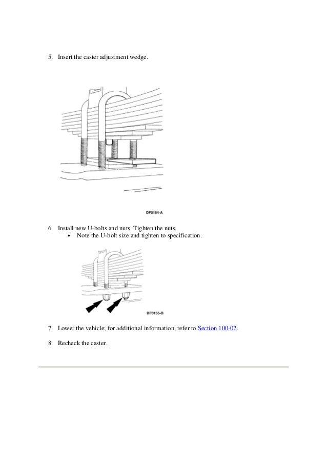 Ws manual 1999 f super duty-s 1, g 00 gen info, & s2, g4,5