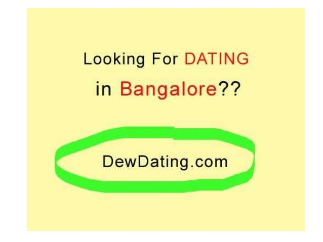 Free dating sites at bangalore