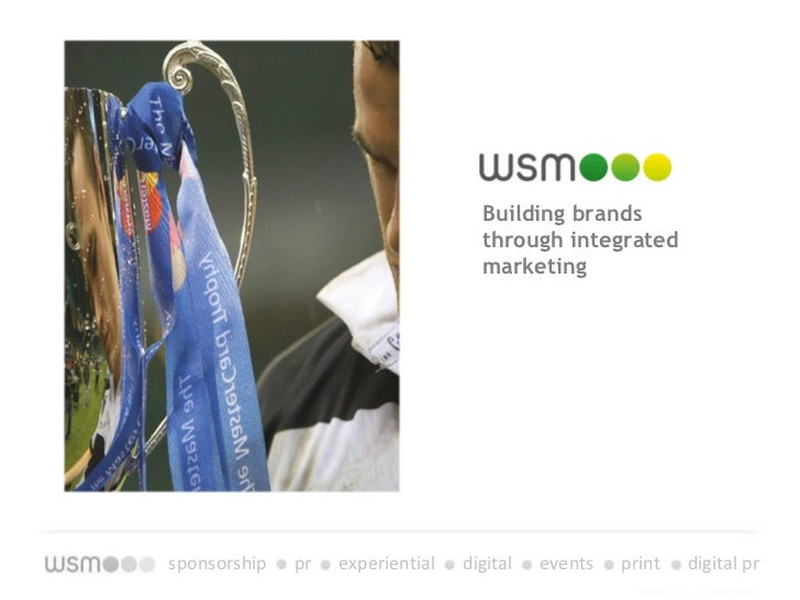 Building brands through integrated marketing