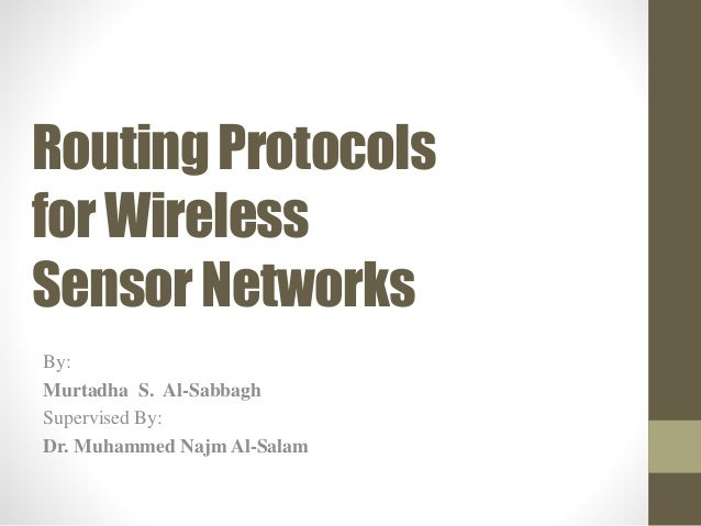 Interference-aware multipath routing in wireless sensor networksmino….