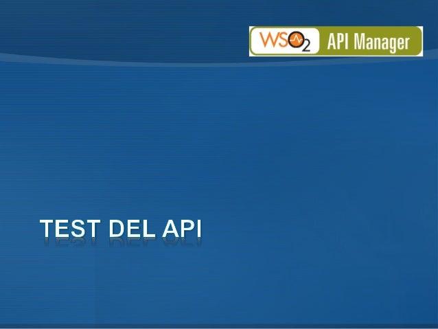 """• La propia pestaña de """"Overview"""", nos permite anunciar la disponibilidad de nuestra nueva API a nuestros followers en red..."""