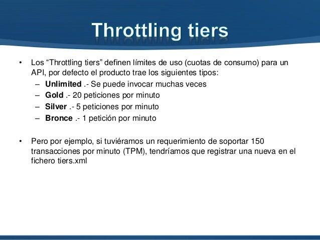• Editamos el fichero tiers.xml y registramos la nueva cuota.
