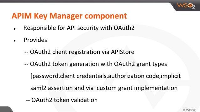 Wso2 oauth token validation / Ethereum tokens 9c video
