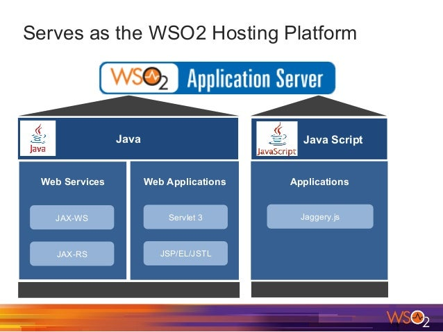 WSO2 Application Server - Product Overview