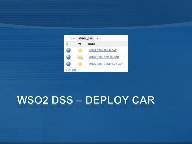 • Ahora podemos ver que el DataService ha sido desplegado correctamente.