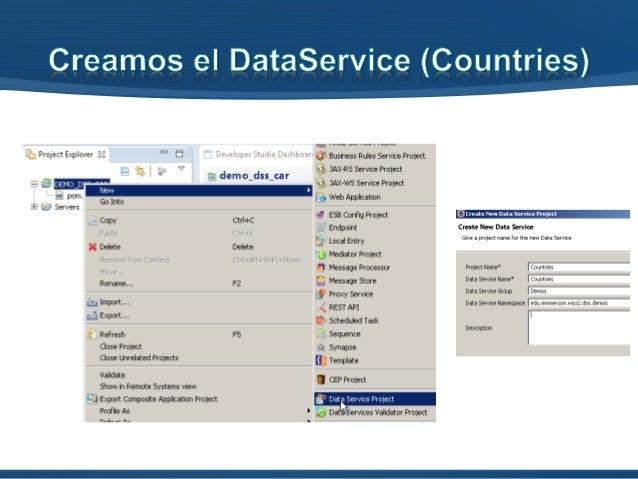 • En este caso configuramos un DataSource contra el esquema HR de la base de datos Oracle XE