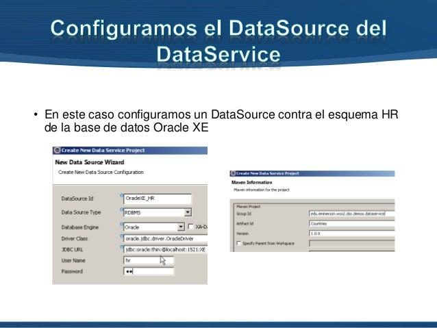 • Primero mapeamos la colección devuelta por la consulta SQL
