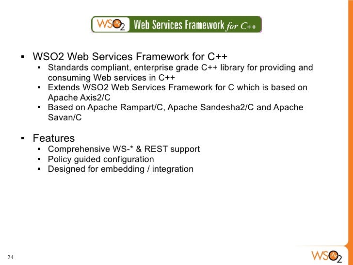 WSO2s Unified Theory Of Middleware