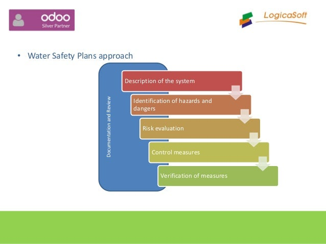 Water Safety Plans With Odoo
