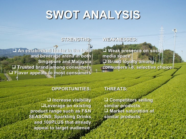swot of pokka Comprehensive company profiles covering the product offerings, key financial information, recent developments, swot analysis, and strategies employed by the major market players 3-month analyst support, along with the market estimate sheet (in excel).