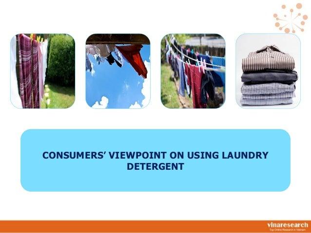 [Report] Laundry Detergent Vietnam Market in Vietnam 2013 Slide 2