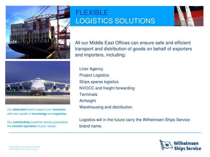 Wss Saudi Logistics April 2009