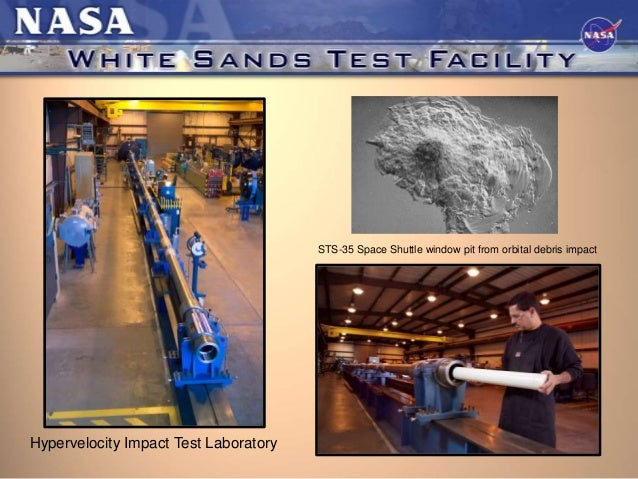 Overview Of Nasa Jsc White Sands Test Facility Wstf