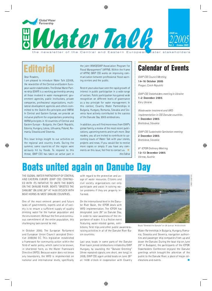 Regional Newsletter 2/2005