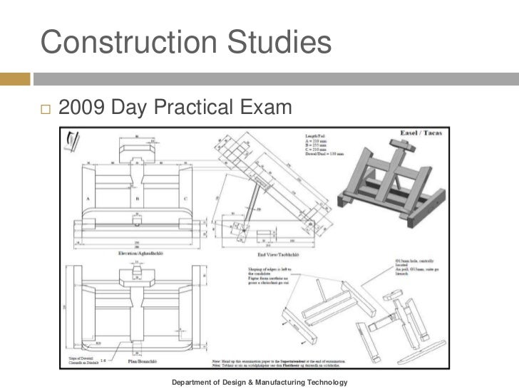 construction studies practical coursework 12 the examination the examination in graphics and construction studies is assessed out of a maximum of 12 credits the examination format comprises: - written examination - practical coursework the written examination is worth 60 % (240 marks) the practical coursework is worth 40% (160 marks.