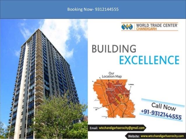 World Trade Center Mohali Chandigarh Aerocity Slide 2