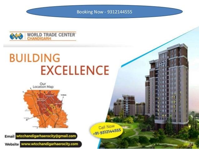 World Trade Center Mohali Chandigarh Aerocity Slide 3