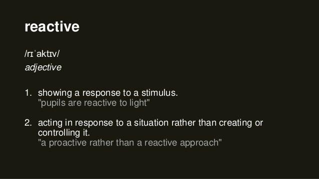 WTF is Reactive Programming Slide 2