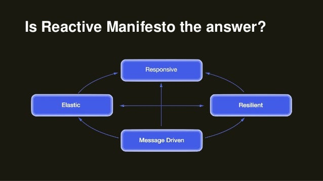 WTF is Reactive Programming Slide 3