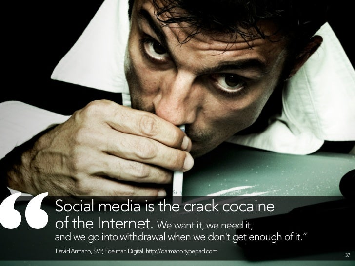""""""" Social media is the same today as it was yesterday. It's just now reached such a critical mass, it's too hard to ignore...."""