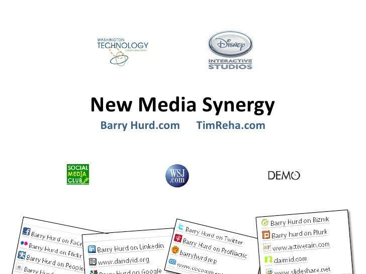 Growing Business Partners w Social Media Slide 2