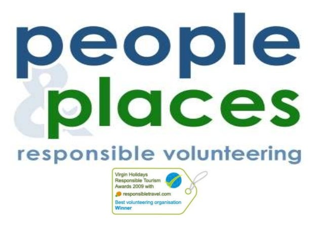 responsible volunteering        it's      SIMPLE!