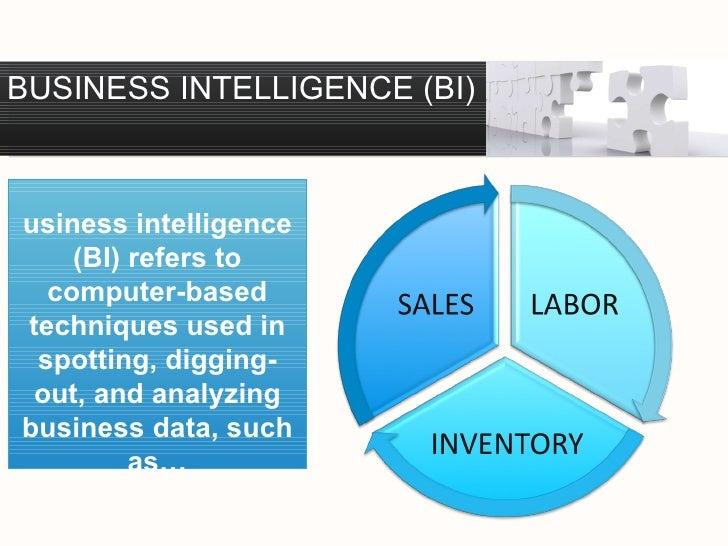 Wtm business intelligence_in_restaurants Slide 2
