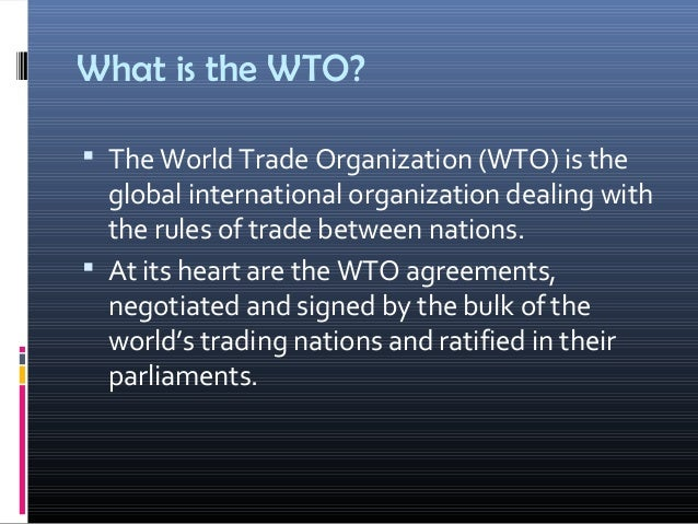 is the world trade organization good The united nations is an international organization founded in 1945 after the second world war by 51 countries committed to maintaining international peace and security, developing friendly relations among nations and promoting social progress, better living standards and human rights.