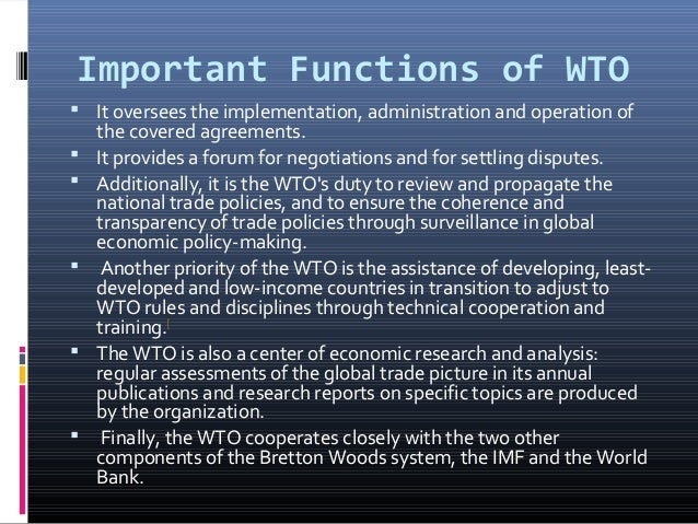 implementations of wto regulations on pakistan s Pakistan: food and agricultural import regulations and standards - narrative  major changes in 2016 include china's implementation of new registration.